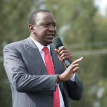 Kenyan President Said Supreme Court Election Ruling Was A 'coup'
