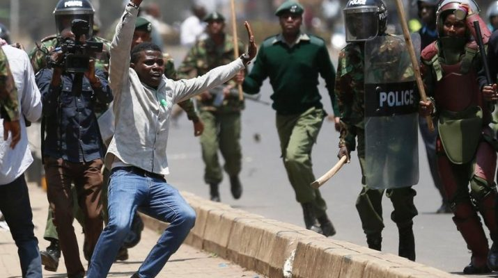 State withdraws Raila's security