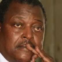 Mr Jirongo declared bankrupt