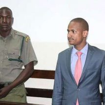 Babu Owino Is On The Right Track