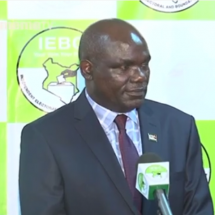 Chebukati: Speed up hiring process of commissioners
