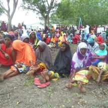 Residents of Lamu appeal for water and food