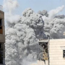 Syria violence at worst level since Aleppo