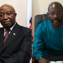 Liberia's Supreme Court Halts Next Week's Presidential Elections