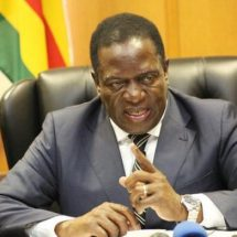 Mnagangwa To Be Sworn In On Friday