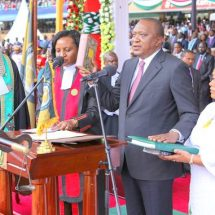 US congratulates Uhuru, recommend talks with opposition
