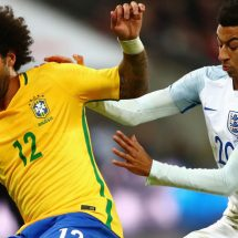 Southgate's Youngsters Hold Mighty Brazil To A Barren Draw