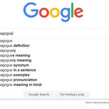 """Demagogue"" Most Searched Word On Google"