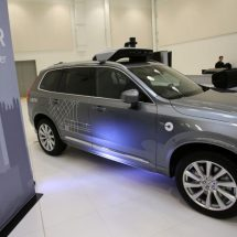Uber Buys Driverless Cars From Volvo
