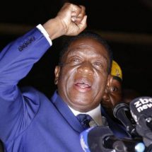 Who Is Mnangagwa?