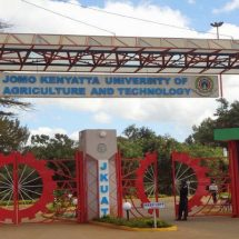 JKUAT Closed Indefinitely.