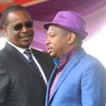 Kidero Plea To Be Enjoined In Sonko's Petition Rejected.