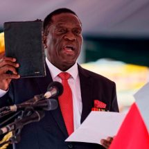 The Opposition Condemn Mnangagwa's New Appointments