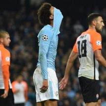 An End To ManCity's  Unbeaten Run