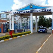 Prof. PK Wainaina confirmed as KU VC