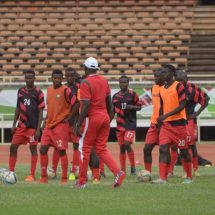 FKF set to conduct trials for under-20 ahead of Egypt Tourney