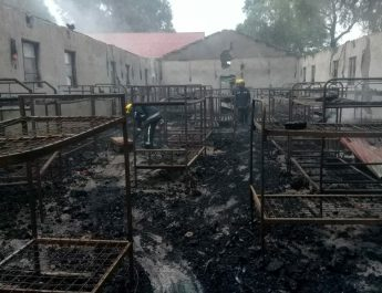 Property worth millions destroyed in fierce fire at Eor-Ekule secondary