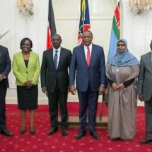 Streamline NYS, President Kenyatta instructs new Principal Secretary