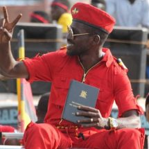 Bobi Wine charged afresh with treason