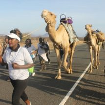 Camel caravan to conserve River Ewaso Nyiro comes to a close (PHOTOS)