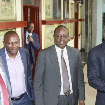 CS Rotich meeting with Parliamentarians to halt fuel tax ends in stalemate