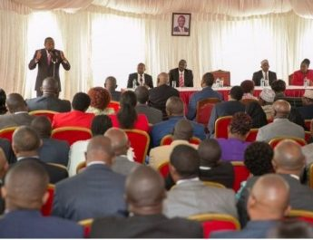 Jubilee MPs endorse President's proposal to reduce VAT on petroleum products to 8 per cent