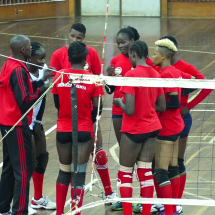 National Women's volleyball team intensifies training ahead of World Volleyball Championships