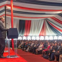 President Kenyatta singles out unity and national cohesion as key aspects of his legacy