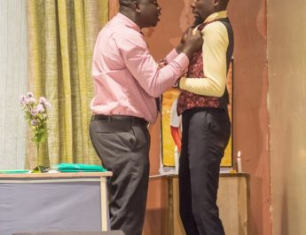 Hearts Of Art Stage's An Astounding Play About Governance And Corruption at the Kenya Cultural Centre