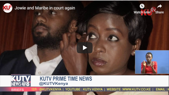Jowie and Maribe in court again