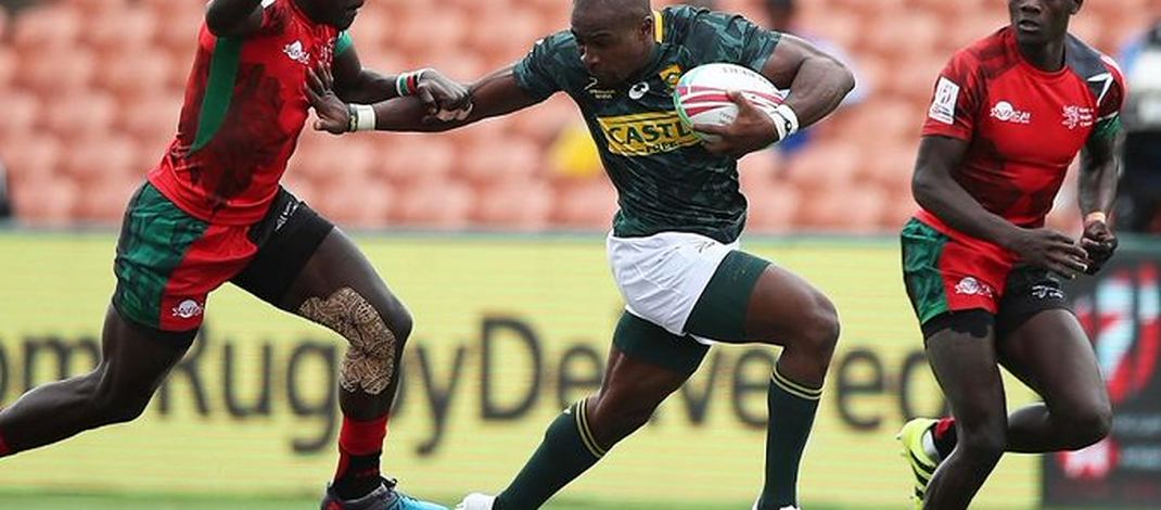 Kenya placed in Pool D alongside South Africa, Spain and England in Dubai 7s