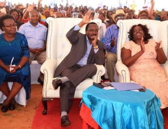 UKAMBANI LEADERS SUPPORT PRESIDENT'S REMARK