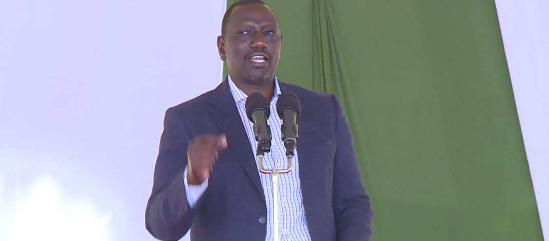 Counties can still get more funds through Parliament without BBI conman-ship , Says, Ruto.